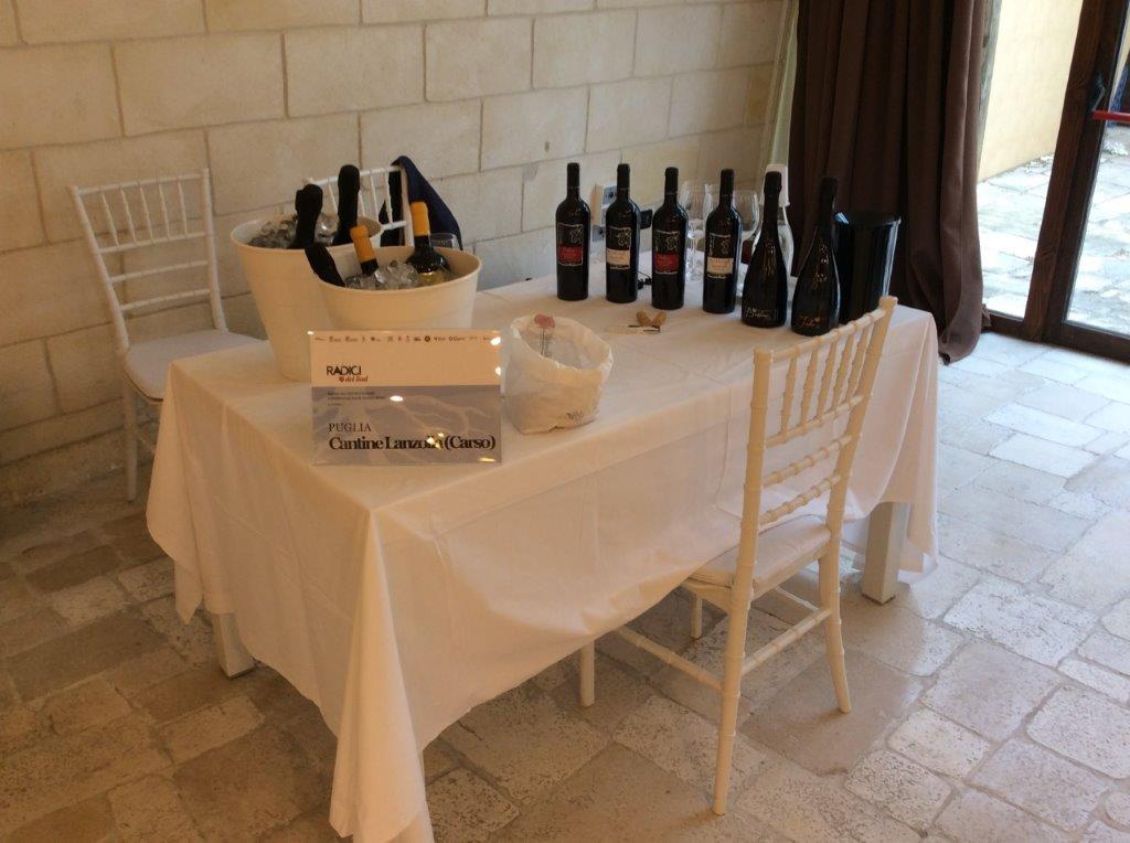Collezione Vini Carso - Cantine Lanzolla