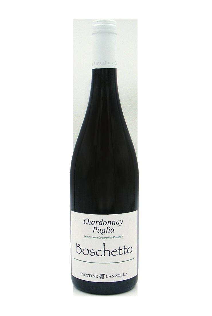 Boschetto Chardonnay © Cantine Lanzolla